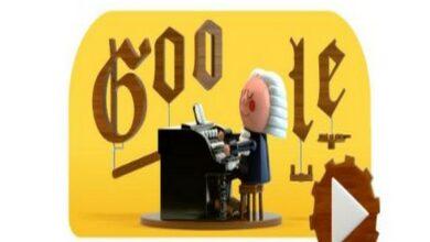 Photo of Google celebrates musician Johann Christian Bach with AI-powered doodle