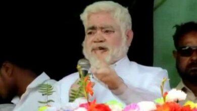 Photo of RJD MLA refers terrorist Masood Azhar as 'Sahab'