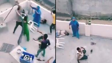 Photo of 'Go to Pakistan': Mob with rods, hockey sticks attacks family on Holi