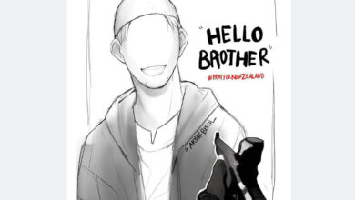 Photo of NZ mosque massacre: 'Hello brother,' last words from first victim goes viral