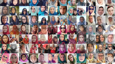 Photo of #HeadScarfForHarmony trends after women in NZ wears hijab