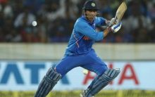 Hyderabad ODI: Dhoni, Jadhav lead India to 6-wicket victory over Australia