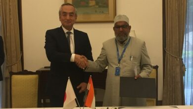 Photo of India-Japan sign 2 assistance projects worth 14.8 million yen