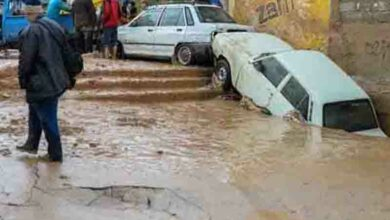 Photo of Iran floods leave at least 30 dead, hundreds injured