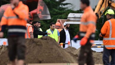 Photo of Facing Makkah: Islamic burial for Christchurch mosque attack victims