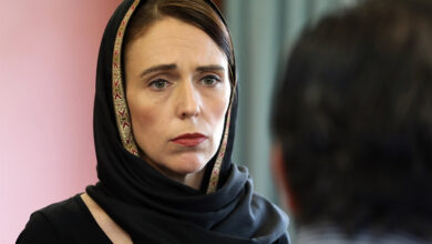 Photo of New Zealand PM engaged to long-time partner
