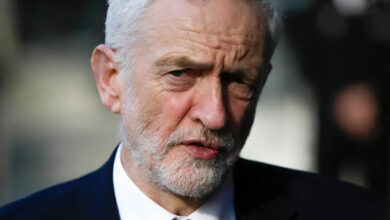 Photo of UK opposition chief Corbyn 'sorry' for election wipeout