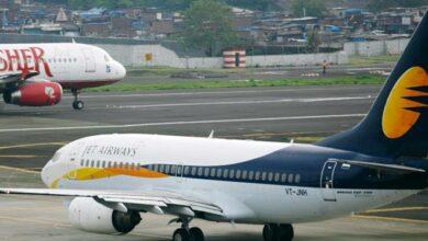 Photo of Jet Airways suspends 13 international services till April-end