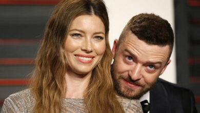 Photo of Justin Timberlake shares adorable post for wife Jessica Biel on her birthday