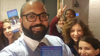 Photo of Indian-American New York Senator shares Dubai memories