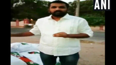 Photo of Congress spokesperson Krishank resigns from party, to join TRS