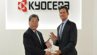 Photo of Kyocera among Derwent Top 100 Global Innovators says Clarivate Analytics