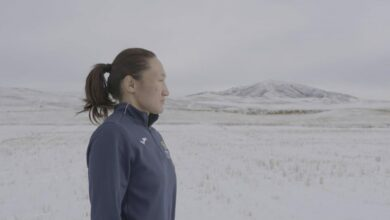 Photo of Kyrgyz wrestler prepares for Tokyo's 2020 Olympics in upcoming documentary