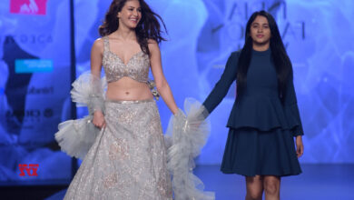 Photo of LMIFW: Where gowns, lehengas went hand-in-hand
