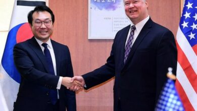 Photo of S Korea, US to continue close cooperation on N Korea's denuclearisation