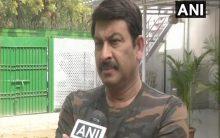 Man who sent death threat to Manoj Tiwari on SMS arrested