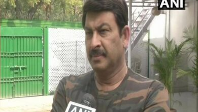 Photo of Man who sent death threat to Manoj Tiwari on SMS arrested