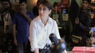 Photo of Rani Mukerji's first look from 'Mardaani 2' is out!