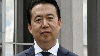 Photo of Ex-Interpol chief expelled from China's Communist Party