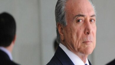 Photo of Former Brazilian President Michel Temer arrested over corruption charges