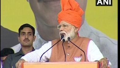 Photo of Congress, NC, PDP responsible for problems in J-K: Modi