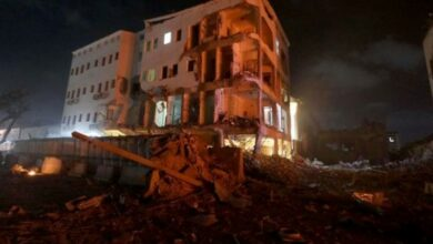 Photo of Somalia: 5 killed in car bomb explosion in Mogadishu