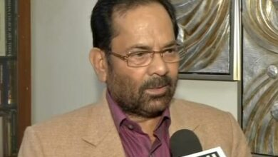 Photo of Modi's major minority outreach: Naqvi discloses 3Es mantra for next 5 years