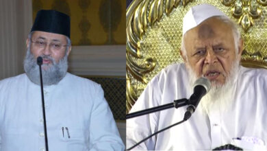 Photo of Amidst rumours of rift, what Maulana Salman Nadwi says about Maulana Arshad Madani?