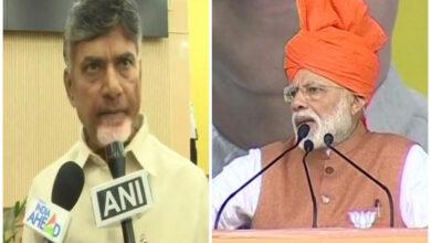 Photo of PM Modi's speech in Kurnool was full of lies: Chandrababu Naidu