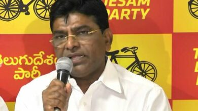 Photo of Telangana leader Nageswara Rao quits TDP