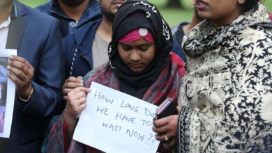 Photo of 'What's next?': Christchurch Muslims struggle with shock, fear