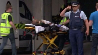 Photo of Christchurch attack: NZ begins to bury victims