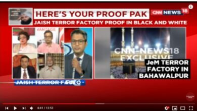 Photo of Arnab's channel apologises, but CNN-NEWS18 issues clarification