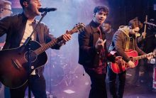 The Jonas Brothers perform at secret concert days after releasing new song