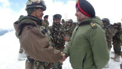 Photo of Northern Army Commander asks troops to be alert, prepared for eventualities