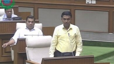 Photo of CM Pramod Sawant wins floor test in Goa assembly