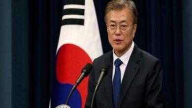 Photo of S Korean President bats for 'new Korean Peninsula regime'