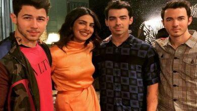 "Photo of Priyanka Chopra attends her ""first ever"" Jonas Brothers concert"