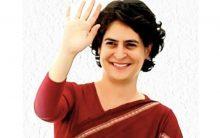 Priyanka takes swipe over corruption in UP