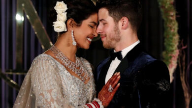 Photo of Amidst divorce rumours, Priyanka attends first Jonas Brothers concert