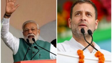 Photo of Modi, Rahul to campaign in Telangana on Monday