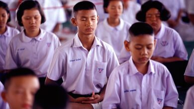 Photo of Social-emotional learning can be developed via meditation in middle school students