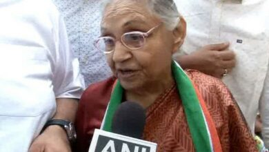 "Photo of ""In a day or two"", Sheila Dikshit keeps Congress-AAP alliance possibility alive"