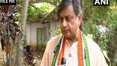 Photo of Shashi Tharoor moves EC against BJP