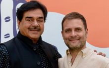 BJP MP Shatrughan Sinha quits party, will join Congress in April