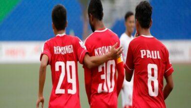 Photo of I-League: Ansumana Kromah brace relegates Shillong Lajong