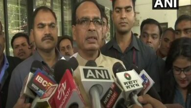 Photo of Madhya Pradesh government only making 'false claims' and doing 'time pass': Shivraj Singh Chouhan
