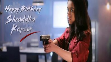Photo of Shraddha Kapoor shares 'Shades of Saaho' chapter 2 on her birthday