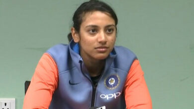 Photo of Happy to move beyond gender-based questions: Mandhana