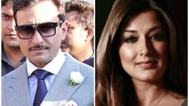 Photo of Blackbuck poaching case: Rajasthan HC issues notice to Saif Ali Khan, Sonali Bendre